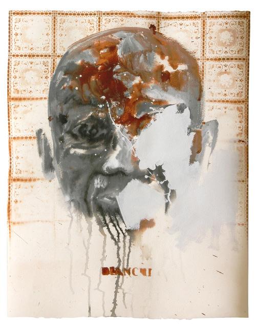Roberto Coda Zabetta, 'Bianchi', 2013, Mixed Media, Mixed media on cardboard, Ambrosiana Casa d'Aste