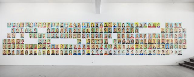 , 'Självporträtt / Self portraits,' 1991-1998, Andréhn-Schiptjenko
