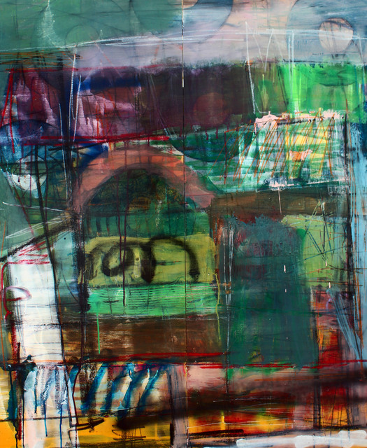 Cameron Wilson Ritcher, 'Soda Fountain Rag', 2018, BOJUart