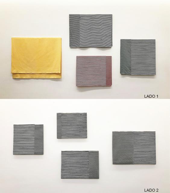 Cinthia Marcelle, ' Listrism', 2011, Silvia Cintra + Box 4
