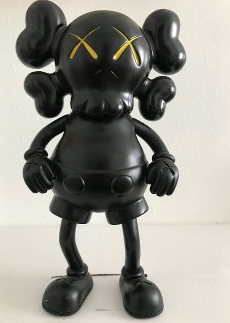 KAWS, 'BOUNTY HUNTER BLACK', 1999, Dope! Gallery