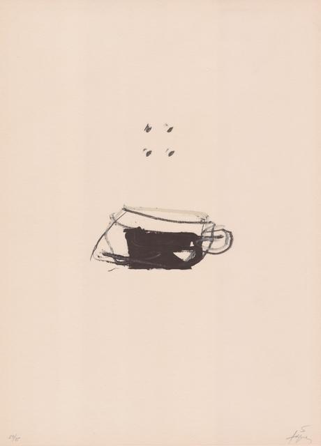 Antoni Tàpies, 'Clau del Foc X', 1970-1980, ARTEDIO