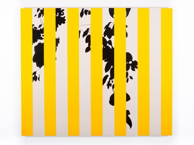 , 'Thunbergia (Yellow),' 2016, Instituto de Visión