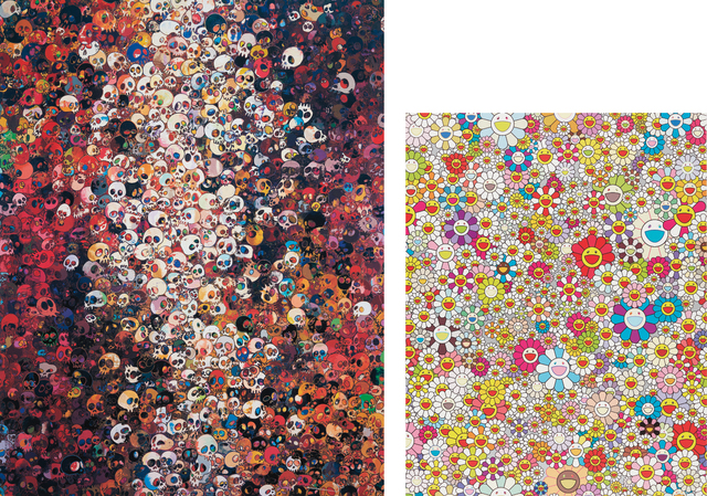 Takashi Murakami, 'I Know Not. I Know.; and Poporoke Forest', 2010 and 2011, Phillips