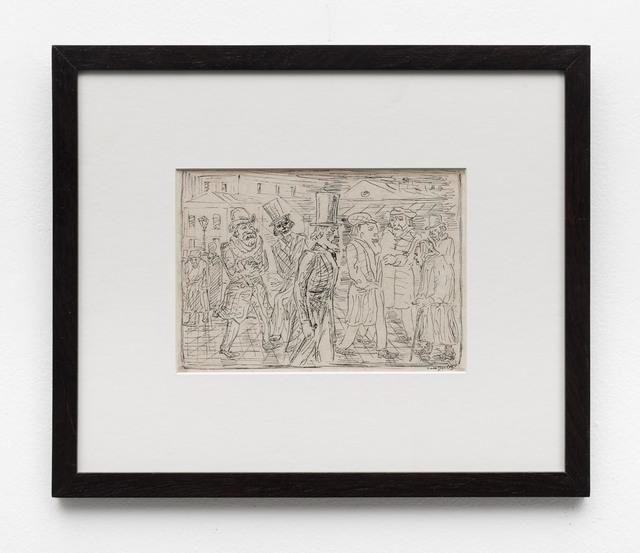 , 'O Príncipe da Rua,' ca. 1949, Bergamin & Gomide
