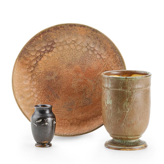 Alexander W. Robertson, 'Alberhill Pottery, Roblin', Rago/Wright