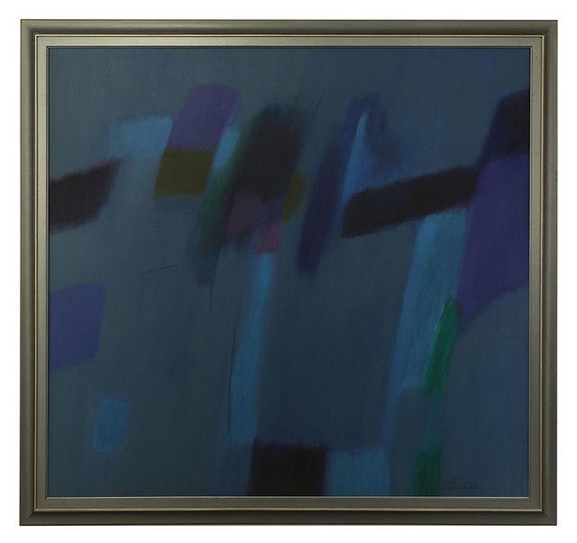 Gopi Gajwani, 'Blue Rhythm', 2002, Exhibit 320