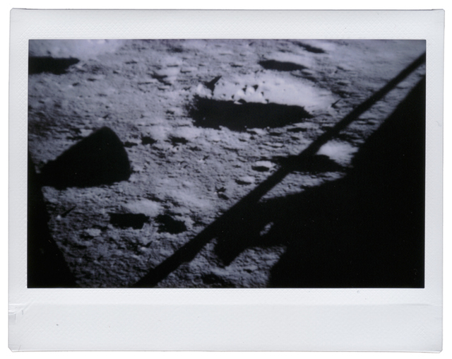 , 'Surface View From Lunar Module _Moon,' 2013, Pasto