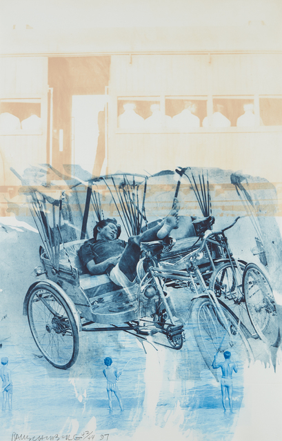 Robert Rauschenberg, 'Dream Cycle, from Ground Rules', 1997, Phillips