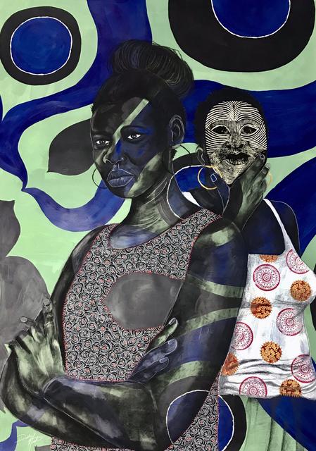 , 'My Keeper,' 2017, Nicole Longnecker Gallery