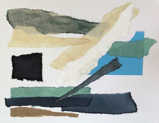 Amy Wynne, 'Collage Five', 2019, Flow 305