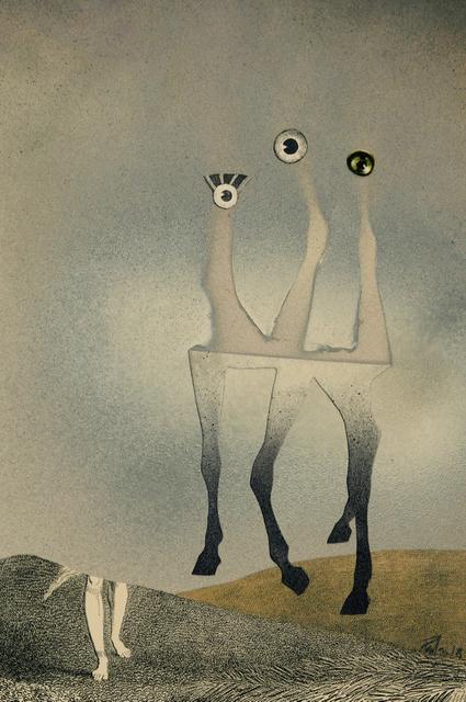 , 'Illusion,' 2018, Foley Gallery