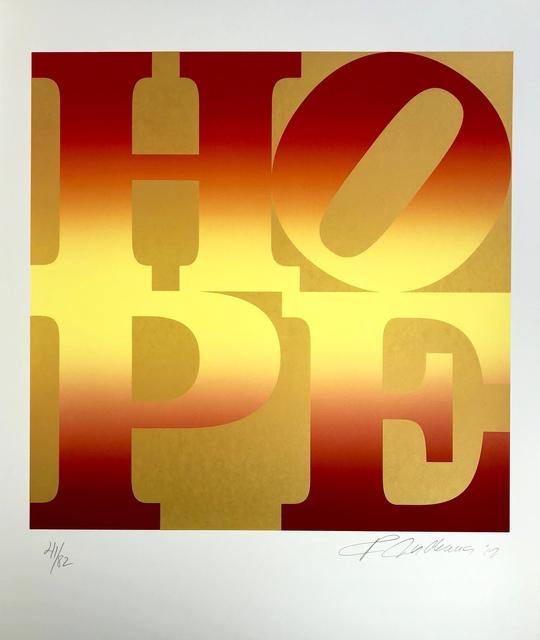 , 'Autumn, Four Seasons of Hope, Gold Portfolio,' 2012, Woodward Gallery