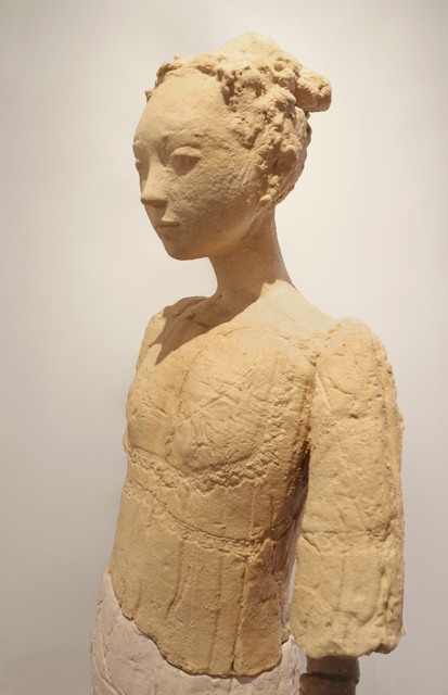 , 'Gowned Figure 2,' 2017, Sculpturesite Gallery