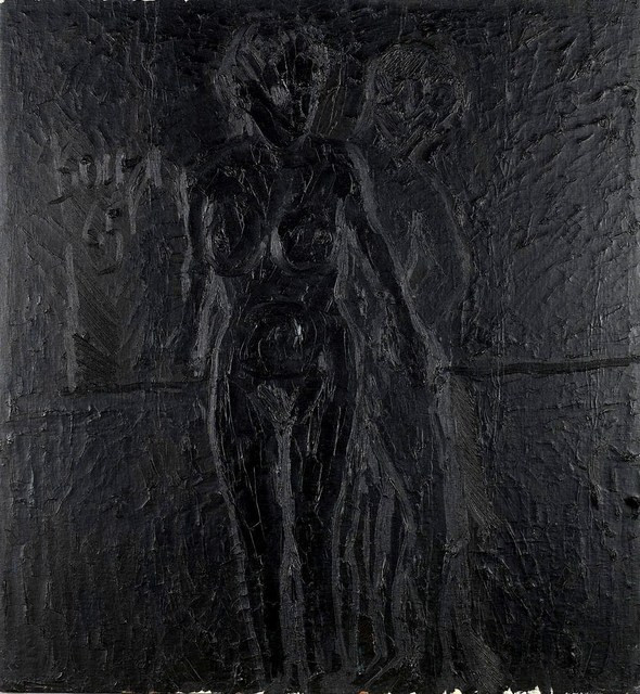 , 'Standing Couple,' 1965, Grosvenor Gallery