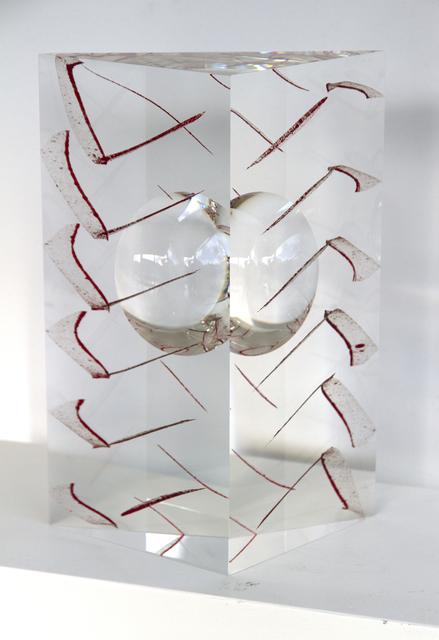 Andrej Jakab, 'In net Nr. 102002', 2020, Sculpture, Glass, Art Center Horus