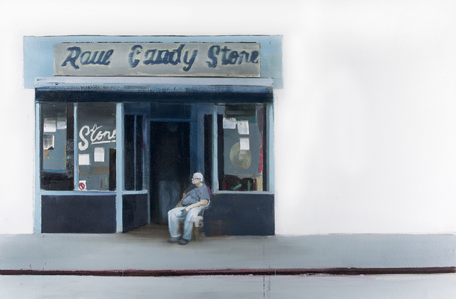 , 'Raul Candy Store,' 2015, Jonathan LeVine Projects