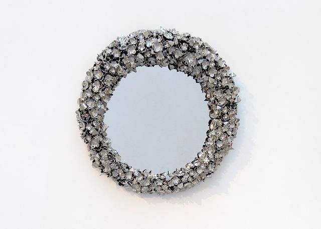 , 'Mirror 'Mirror Mirror' Platinum,' 2013, David Gill Gallery