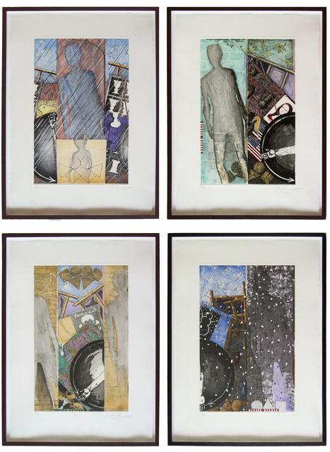 , 'The Seasons Set (Spring, Summer, Fall, Winter) (ULAE 238-241),' 1987, Joseph K. Levene Fine Art, Ltd.