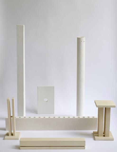 herman de vries, 'installation of zero works', 1960-1962, BorzoGallery