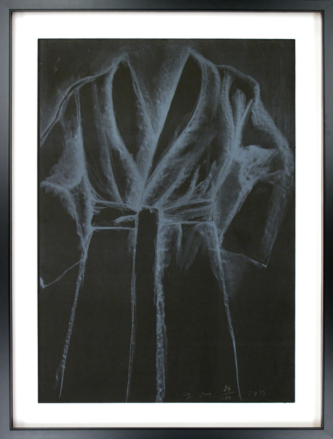 Jim Dine, 'White Robe', ca. 1977, Acquisitions Of Fine Art