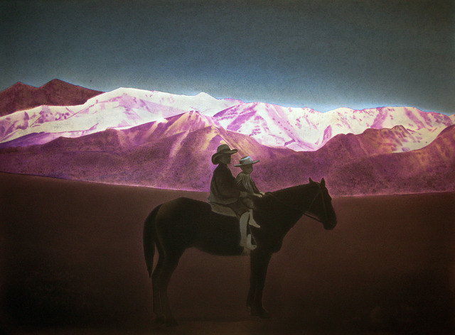 , ' Judith Mountains,' 2008, Altman Siegel