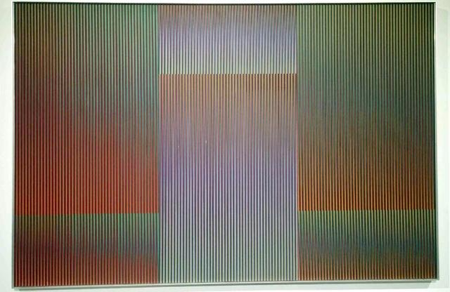 , 'Physichromie 861,' 1976, Leon Tovar Gallery