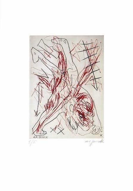 A.R. Penck, 'Jetset 5 Handstand', ARTEDIO