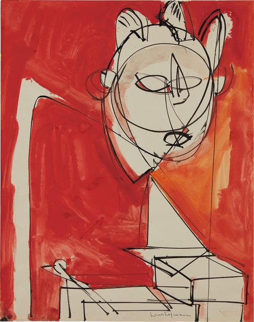 Hans Hofmann, 'Untitled', 1944, Phillips
