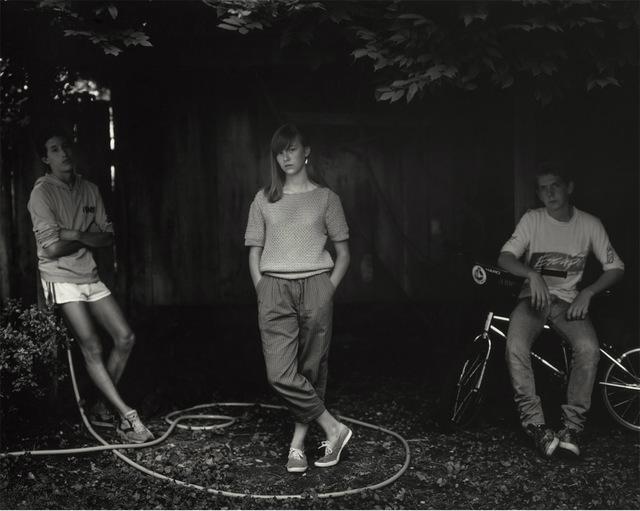 Sally Mann, 'Rebecca and the Hose', 1985, Gagosian