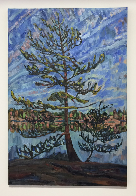 , 'Young Pine,' 2014, Octavia Art Gallery