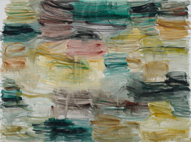 , 'Red-Green Brushwork,' 2016, Hauser & Wirth