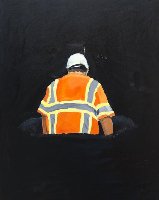 , 'Worker II,' 2016, Jules Maeght Gallery