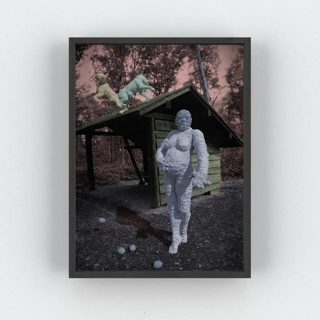 , 'Lake I 2006/2019 (Revisited),' 2019, Studios New Amerika