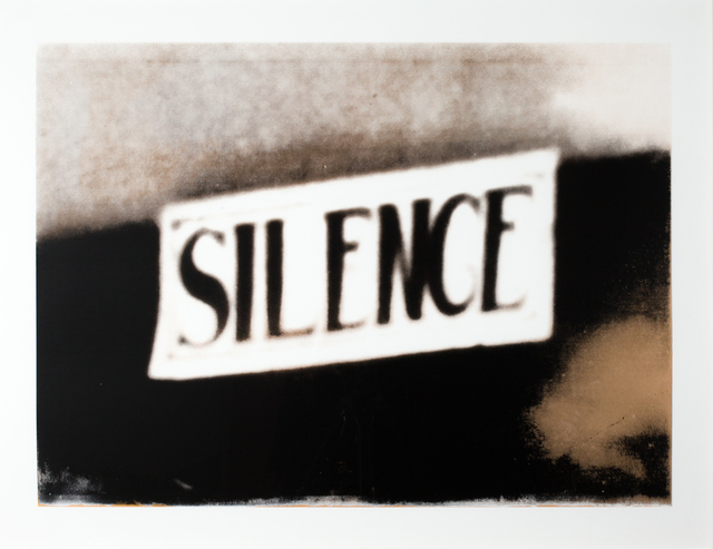 , 'Silence (The Electric Chair),' 2006, Fraenkel Gallery