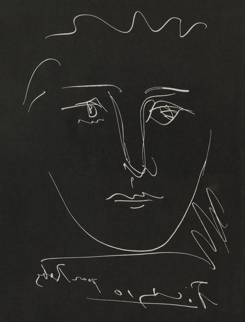 Pablo Picasso, 'Pour Roby from L'Age de Soleil', 1950, Odon Wagner Gallery