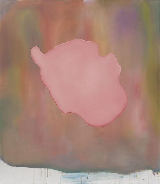 , 'Semen Painting,' 2017, Martin Asbæk Gallery