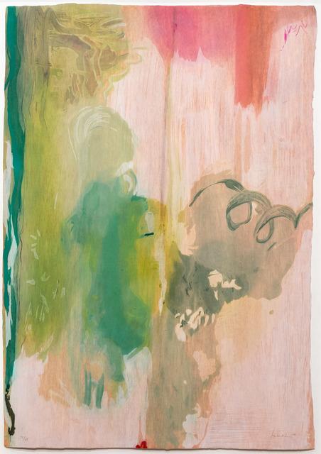 , 'Snow Pines,,' 2004, Leslie Sacks Gallery