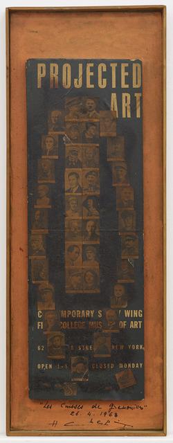 , 'Les cuisses de grenouille,' 1968, Supportico Lopez
