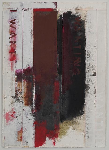 , 'Rachael's Fragments 3,' 2018, Adah Rose Gallery