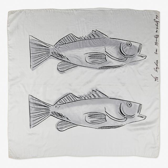 Andy Warhol, 'Untitled (Fish)', 1983, Rago