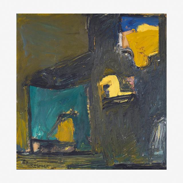 Milton Resnick, 'Untitled', 1958, Rago