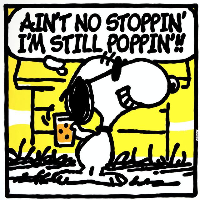 , 'Still Poppin' (Snoop Dogg),' 2019, L+/ Lucie Chang Fine Arts