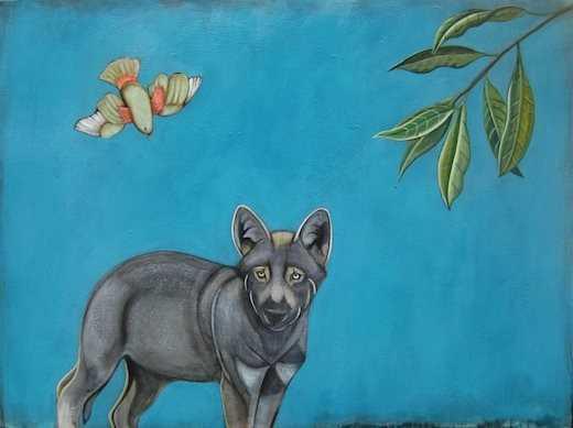 , 'Odd Eyed Puppy,' , Sorrel Sky Gallery