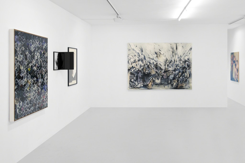 Installation view 'A Question of Perspective'
