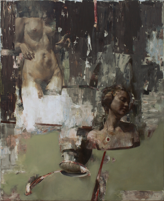 , 'Analyzed Feeling,' 2017, Léna & Roselli Gallery