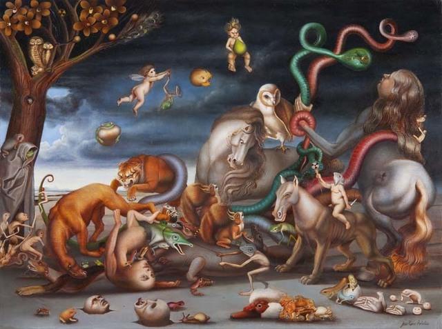 , 'Massacre,' 2013, AFA Gallery