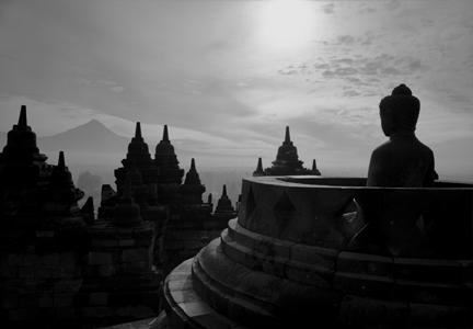 , 'Borobudur #15,' 1996-2008, Galerie Commeter / Persiehl & Heine