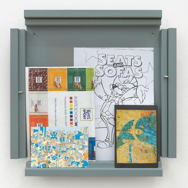 , 'Cassette 37,' 2014, Galerie nächst St. Stephan Rosemarie Schwarzwälder