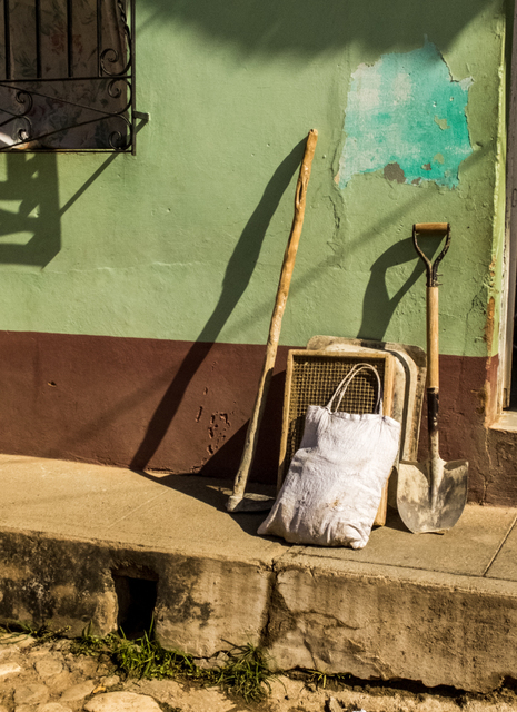 , 'Digging Tools, Trinidad, Cuba,' , Soho Photo Gallery